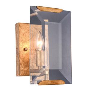 Monaco Golden Iron One-Light Wall Sconce
