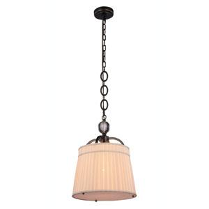 Cara Bronze 15-Inch One-Light Pendant