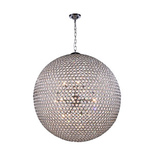 Cabaret Chrome 18-Light Pendant