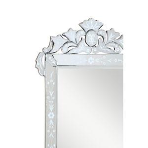 Venetian Clear 28-Inch Mirror