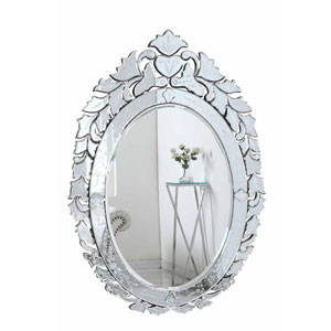 Venetian Clear 33-Inch Mirror