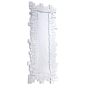 Modern Clear Full Length Mirror