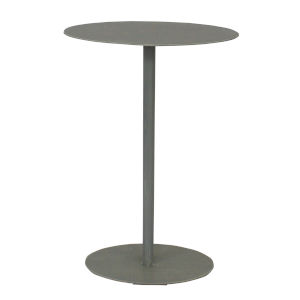 Coastal Living Weathered Pale Gray Drink Table
