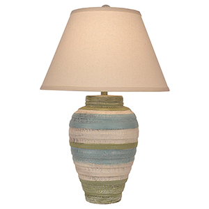Coastal Living Cottage and Summer One-Light Table Lamp