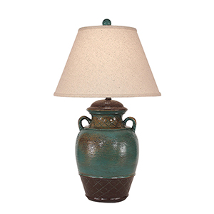 Casual Living Harvest One-Light Table Lamp