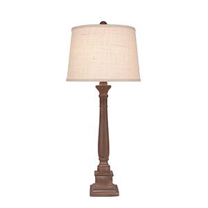 Sandalwood One-Light Table Lamp