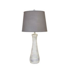 Farmhouse   One-Light 16-Inch Table Lamp