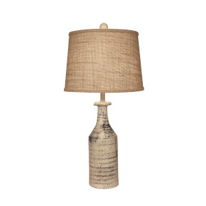 Casual Living Rugged Cottage One-Light Table Lamp