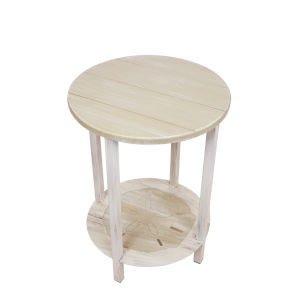 Sisal 17-Inch End Table