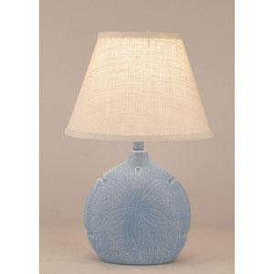 Coastal Living Weathered Wedgewood Blue One-Light Table Lamp