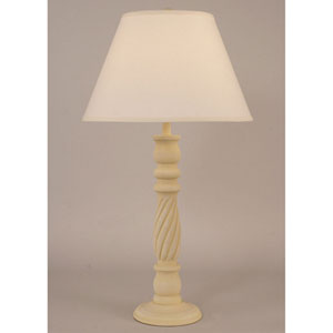 Coastal Living Weathered Golden Rod One-Light Table Lamp