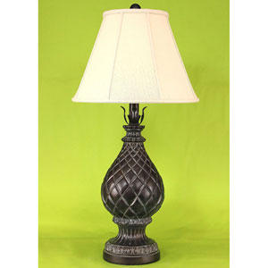 Casual Living Verdi Gold One-Light Table Lamp