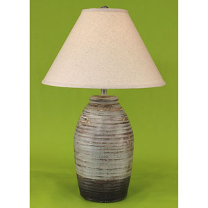Casual Living Greystone One-Light Table Lamp
