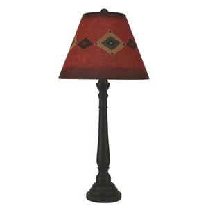 Rustic Living Kodiak One-Light Buffet Lamp