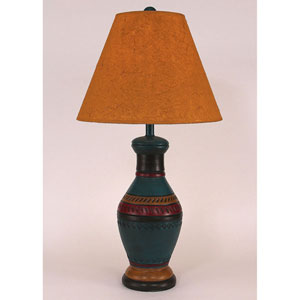 Rustic Living Sante Fe One-Light Table Lamp