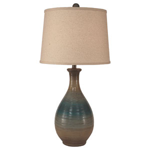 Coastal Living Surf One-Light Table Lamp