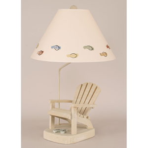Coastal Living Weathered Paratan One-Light Table Lamp