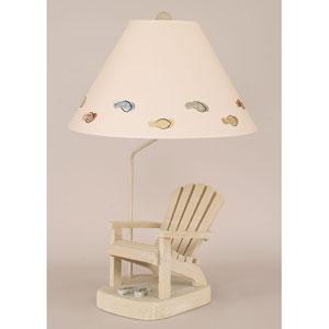Coastal Living Weathered Paratan One-Light Table Lamp