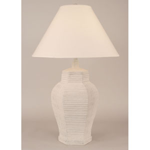 Coastal Living Two-Toned Nude One-Light Table Lamp