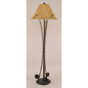 Rustic Living Rustic One-Light Floor Lamp