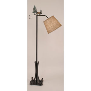 Rustic Living Outland One-Light Floor Lamp