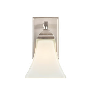 Chrome Six-Inch One-Light Wall Sconce