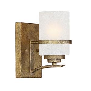 Benton Vintage Gold One-Light Sconce