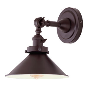 Soho M3 Oil Rubbed Bronze One-Light Swing Arm Wall Sconce