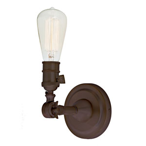 Soho Oil Rubbed Bronze One-Light Wall Sconce