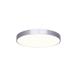Low Profile Brushed Nickel Five-Inch LED Flush Mount