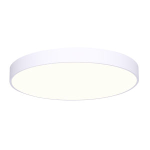 Low Profile White 15W LED Flush Mount