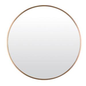 Gold 33 x 33 Inch Mirror