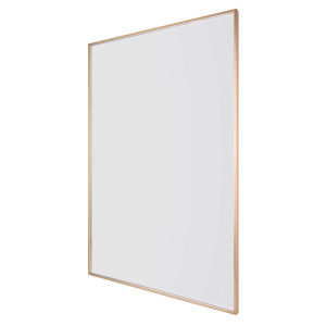 Gold 29 x 43 Inch Mirror