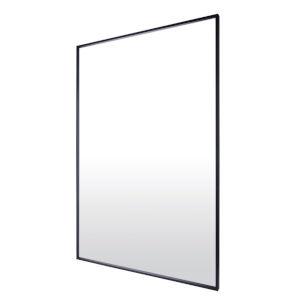 Black 29 x 43 Inch Mirror