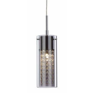 Sloan Chrome Pendant Light