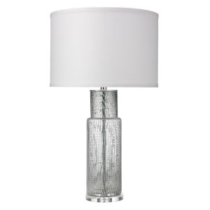 Atwater Clear One-Light Table Lamp