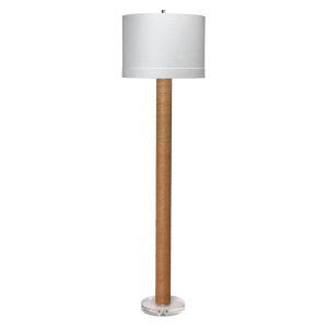Cylinder Rope 55-Inch One-Light Floor Lamp