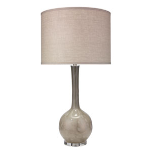 Florence Taupe 18-Inch Table Lamp