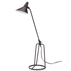 Franco Oil Rubbed Bronze 15-Inch Table Lamp