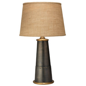 Funnel Iron One-Light Table Lamp