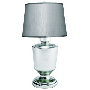 Lafitte Mercury One-Light Table Lamp