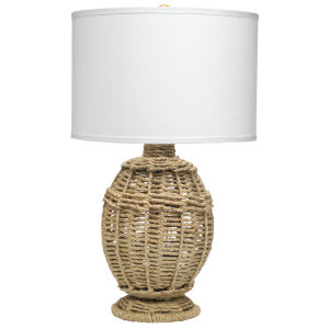 Jute  One-Light Table Lamp