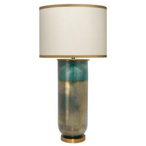 Vapor Aqua Ombre One-Light Table Lamp