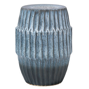 Algae Blue Ombre Side Table