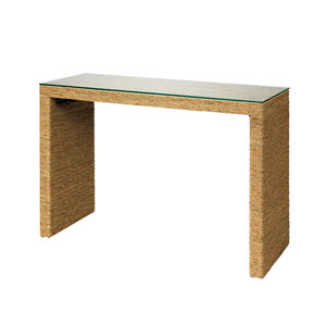 Captain Natural Console Table