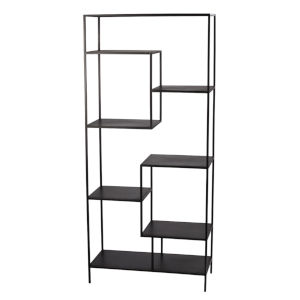 Element Black Iron Etagere
