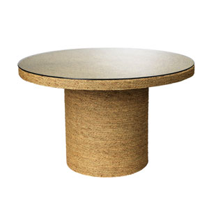 Harbor Natural Round Bistro Table