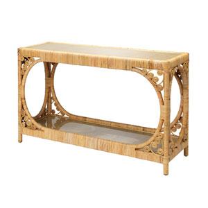 Primrose Natural Console Table