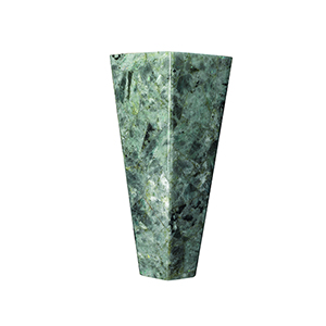Borealis Labradorite Polished Nickel Sconce