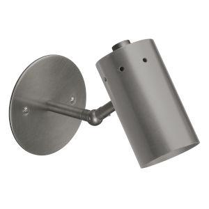 Milano Gun Metal Two-Inch Sconce